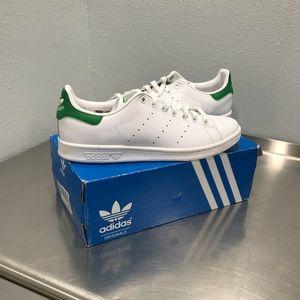 Men's Stan Smith White Adidas Sneakers Size 11